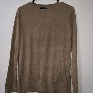 Banana Republic silk/cashmere sweater medium